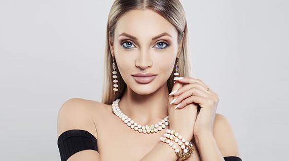 Les perles le nouveau détail de mode